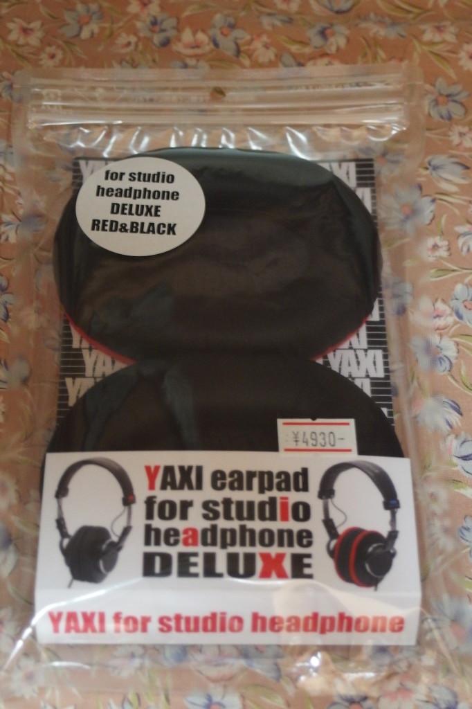 yaxi イヤーパッド ヘッドフォン
