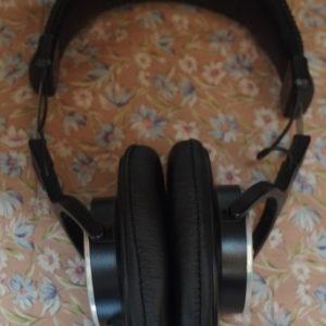 MDR-cd900st イヤーパッド交換 純正
