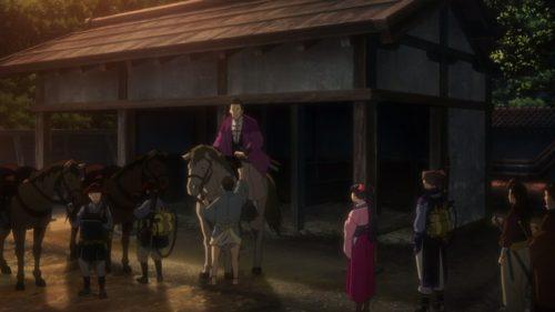 『甲鉄城のカバネリ』第1話より