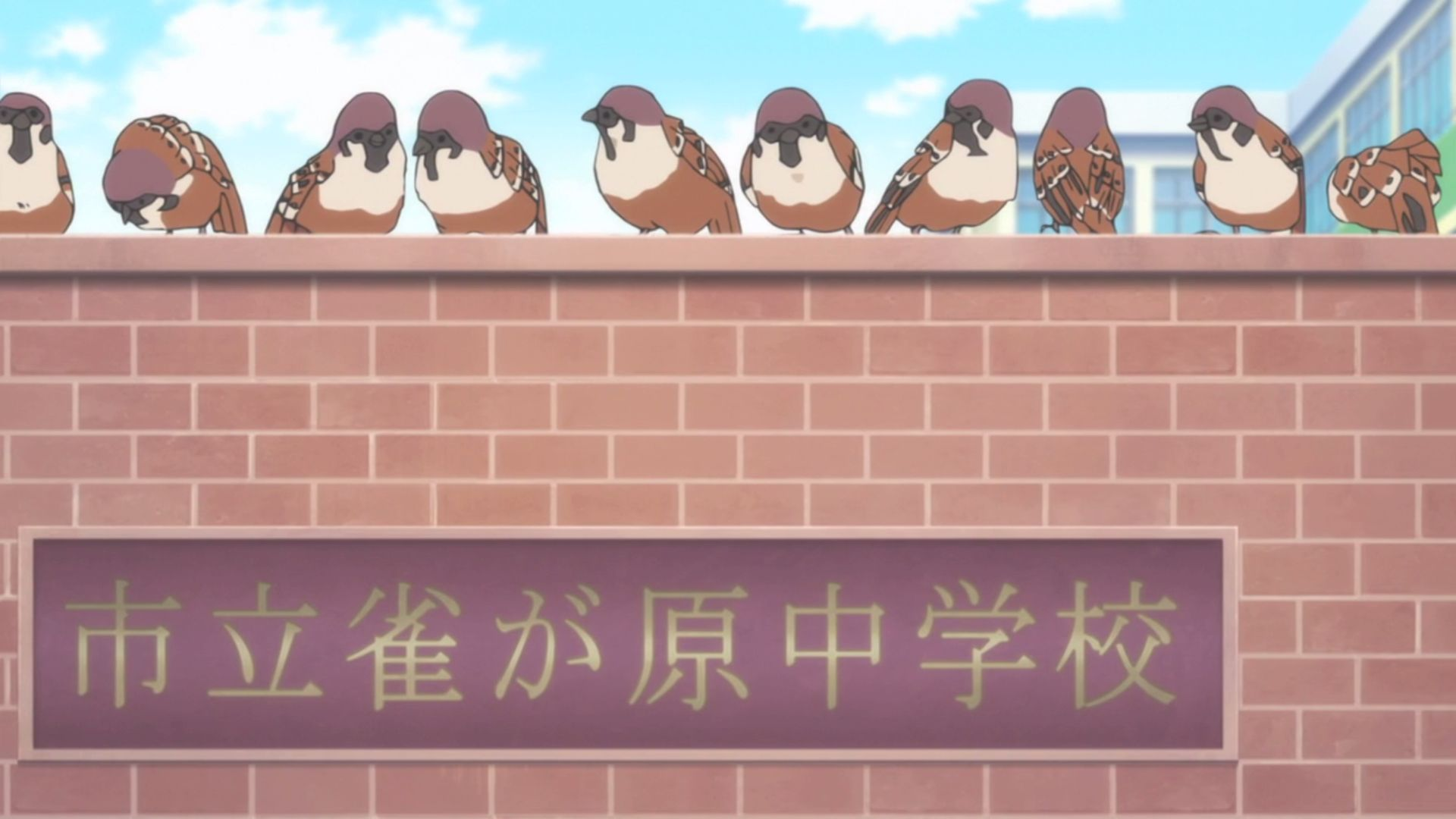 【image】I heard they eat sparrows in Kyoto