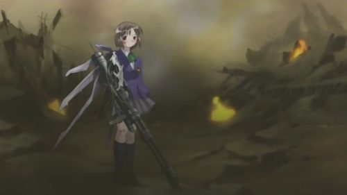 最終兵器彼女1話