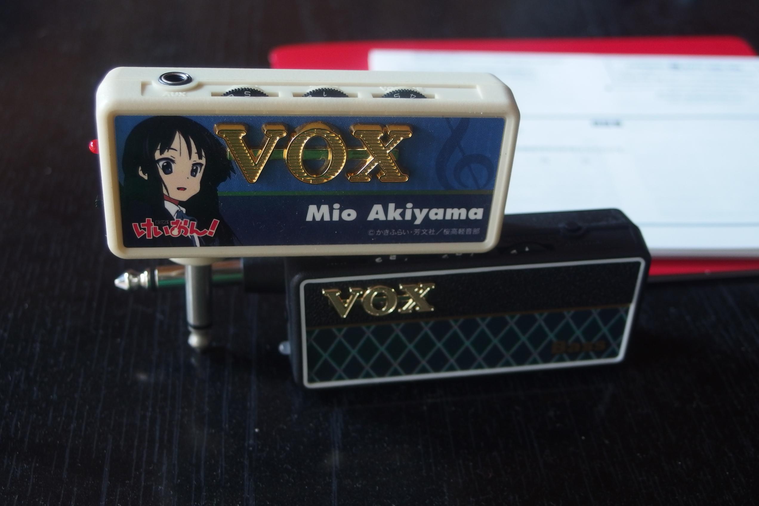 vox amplug 2 mio