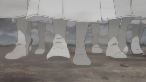 『かつて神だった獣たちへ』第1話
