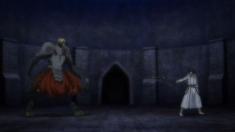 『かつて神だった獣たちへ』第3話より