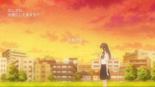 『BLUE REFLECTION RAY/澪』 第10話るかちゃん